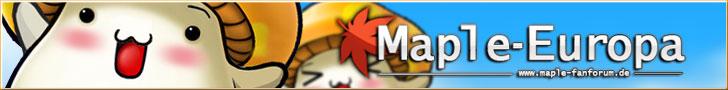 Maple-Europa.de 728x90 Banner